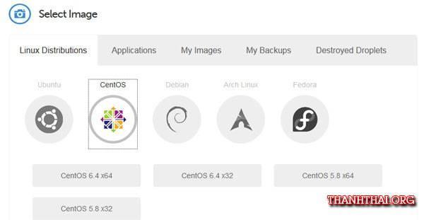 Lựa chọn mã nguồn cho vps linux của bạn