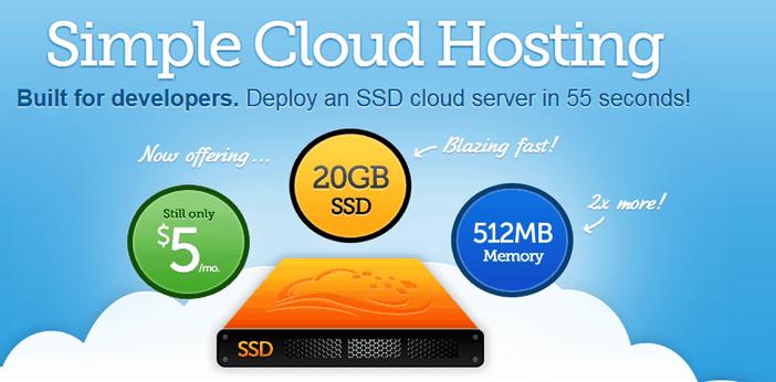 DigitalOcean nhà cung cấp dịch vụ VPS Cloud server giá rẻ