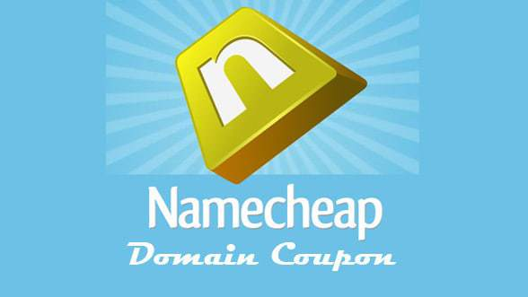 Namecheap Coupon Domain
