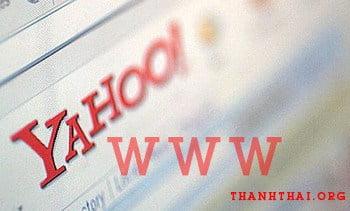 Hủy tài khoản domain yahoo
