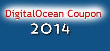 DigitalOcean Promo code 2014