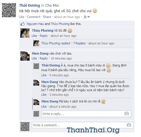 Hướng dẫn bật trả lời facebook cá nhân