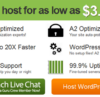 A2Hosting coupon 51%