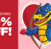 hostgator coupon valentine sale 50%