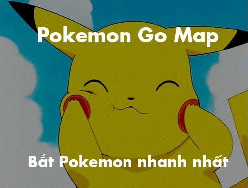 Pokemon Go Map: Bản đồ Pokemon, Pokestop, Gym ở Việt Nam và thế giới - thanhthai blog