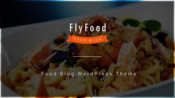 Download FlyFood - Catering and Food WordPress Theme